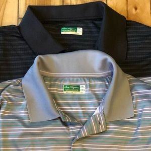 2 Ben Hogan golf Shirts Size XL